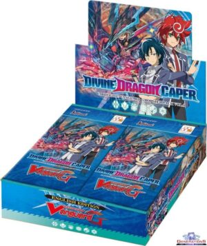G Booster Set 9: Divine Dragon Caper Booster Display
