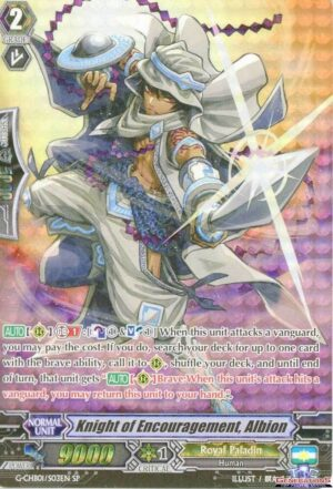 Knight of Enlightenment, Albion SP