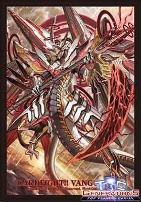 Proteggi Carte Vanguard Mini Chaos Breaker Bushiroad Vol.214 (70)