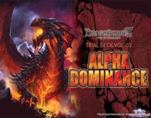 Trial Deck 03 Alpha Dominance