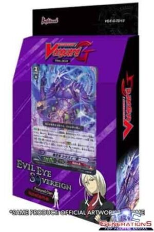 G Trial Deck 13: Evil Eye Sovereign