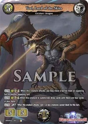 Yvel, Lord of the Skies SCR