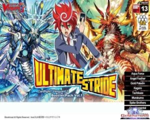 G-Booster Set 13 Ultimate Stride