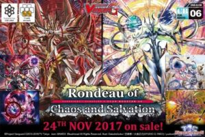 G Clan Booster 06: Rondeau of Chaos & Salvation (12 Buste)