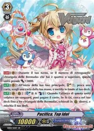 Pacifica, Top Idol SP
