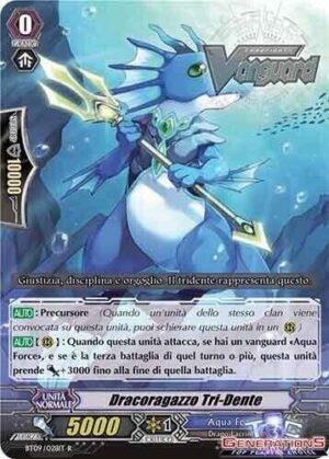 Dragoragazzo Tri-Dente