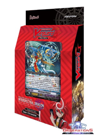 G Trial Deck 6: Rallying Call of Interspectral Dragon