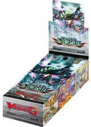 G Extra Booster 03: The GALAXY STAR GATE Display