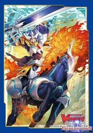 Proteggi Carte Vanguard Small Alfred Bushiroad Vol.337