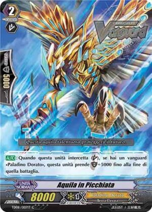 Aquila in Picchiata TD08/007IT C