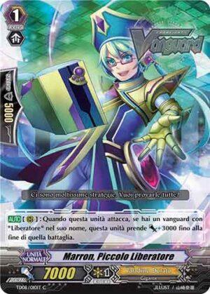 Marron, Piccolo Liberatore TD08/010IT C