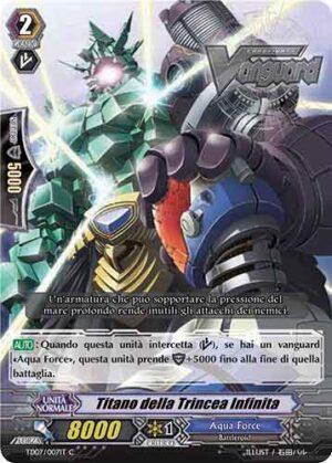 Titano della Trincea Infinita TD07/007IT C
