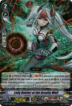 Lady Battler of the Gravity Well V-EB07/008EN RRR