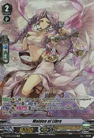 Maiden of Libra V-BT05/SP10EN SP