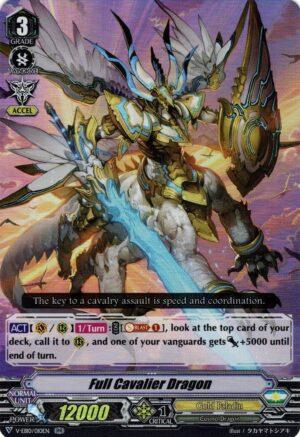 Full Cavalier Dragon V-EB10/010EN RR