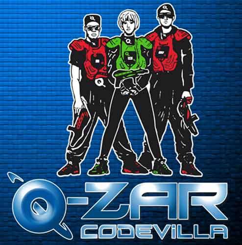 Q-Zar-Codevilla Laser Game