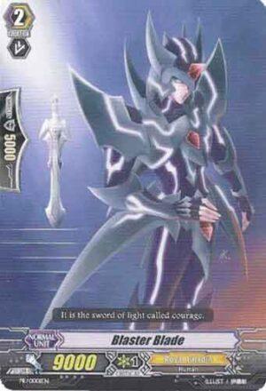 Blaster Blade PR/0000EN