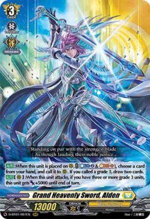 Grand Heavenly Sword, Alden D-BT01/007EN